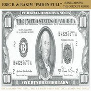 Paid In Full (Coldcut RMX) / Eric B On The Cut