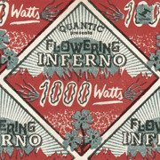 Quantic Presenta Flowering Inferno - 1000 Watts (gatefold coloured vinyl)
