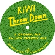 Throw Down (Optimo Music Disco Plate Seven)