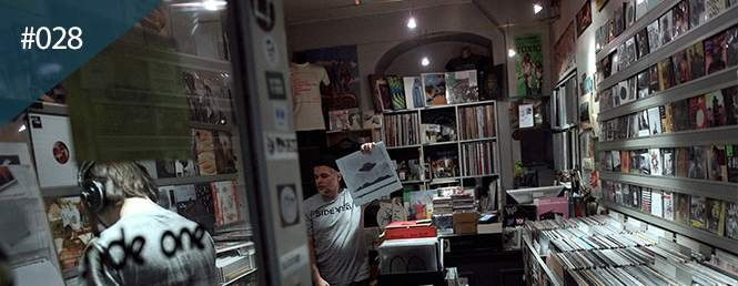 The world's best record shops #028: Side One, Warsaw