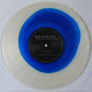 10 Million Light Years (transparent & blue split coloured vinyl)