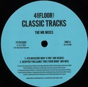 4 To The Floor Classics Volume 6 - The MK Mixes