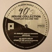 90's House Collection Sampler Volume Two