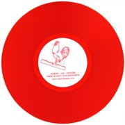 Alimawi / Jah I (red vinyl) one-sided