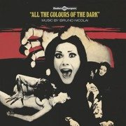 All The Colours Of The Dark (reissue) red vinyl