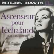 Ascenseur Pour L'Échafaud (Lift To The Scaffold) 180g