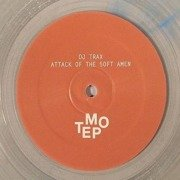 "Attack Of The 50ft Amen (12"" + MP3 download code + insert) clear vinyl"