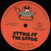 Attack Of The Boogie (180g)
