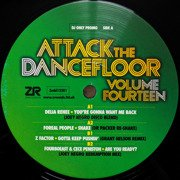 Attack The Dancefloor Vol. 14