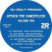 Attack The Dancefloor Volume Ten