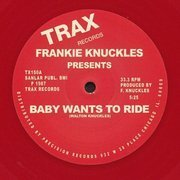 Baby Wants To Ride / Your Love (Red Vinyl Repress)