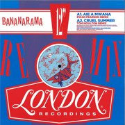 Bananarama Remixed: Vol 1 (blue vinyl) (Record Store Day 2019)