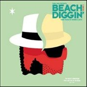 Beach Diggin' Volume 3 (gatefold 180g 2LP + MP3 download code)