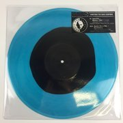 Beau Mot Plage / Symetry (blue & black split coloured vinyl)