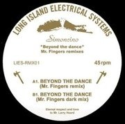 Beyond The Dance (Mr. Fingers Remixes) Record Store Day 2016 release