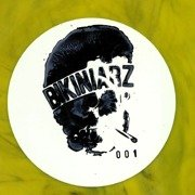 Bikiniarz 001 (yellow marbled vinyl)