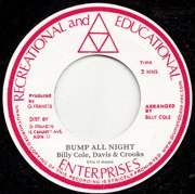 Bump All Night / Woman