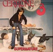 Cerrone 3 - Supernature (remastered) coloured vinyl LP + CD
