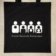 Clone Tote Bag Black