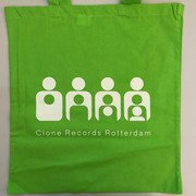Clone Tote Bag Green