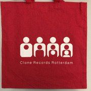 Clone Tote Bag Red