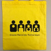 Clone Tote Bag Yellow