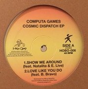 Cosmic Dispatch EP