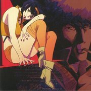 Cowboy Bebop (Original Series Soundtrack) gatefold marbled vinyl