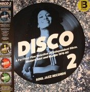 Disco 2 (A Further Fine Selection Of Independent Disco, Modern Soul & Boogie 1976-80) (Record B)
