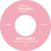 Disco Baby (7-inch + poster)