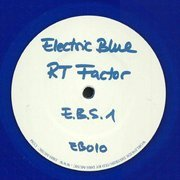 E.B.S. 1 (one-sided) blue vinyl