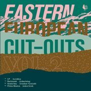 Eastern European Cut-Outs Vol. 2 (Limited Edition Black Vinyl)