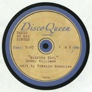Frankie Knuckles Edits: Disco Queen #5401