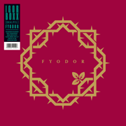 Fyodor (Transparent Dark Green with Black Smoke Vinyl) 180g