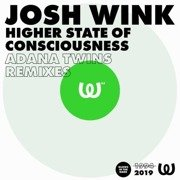 Higher State Of Conciousness (Adana Twins Remixes) glow-in-the-dark vinyl