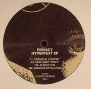 Hypertext EP (clear marbled vinyl)