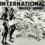 International Smoke Signals (clear vinyl)