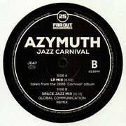 Jazz Carnival: Space Jazz Mix (Global Communication Remix) 180g