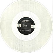 Junior Flutuante (transparent clear vinyl)