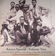 Kenya Special: Volume Two - Selected East African Recordings From The 1970s & '80s (180g)