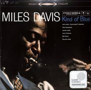 Kind Of Blue (clear vinyl)