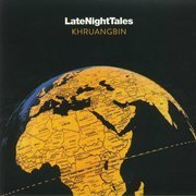 Late Night Tales: Khruangbin (orange marbled vinyl) 180g