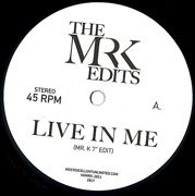 Live In Me / Warm Weather (The Mr. K Edits)
