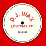 Lostwax EP (red vinyl)