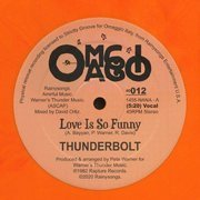 Love Is So Funny (orange marbled vinyl)