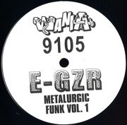 Metalurgic Funk Vol. 1