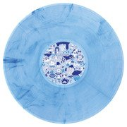 Microfunk EP (blue transparent marbled vinyl)