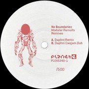 Modular Pursuits (Daphni Remixes) limited numbered edition
