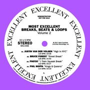 Most Excellent Breaks, Beats & Loops Volume 2