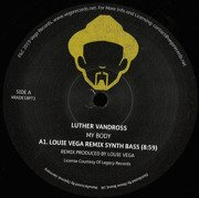 My Body / He Promised (Louie Vega Remixes)